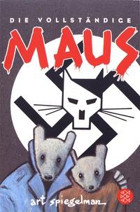 Art Spiegelman - Die Vollständige Maus.