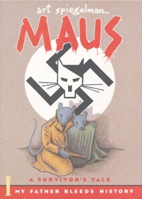 Art Spiegelman - Maus Coffret 2 volumes : Tome 1, My father bleeds history. Tome 2, And here my troubles began.