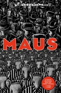 Art Spiegelman - Maus, un survivant raconte  : Coffret en 2 volumes : Tome 1, Mon père saigne l'Histoire ; Tome 2, Et c'est là que mes ennuis ont commencé - Edition enrichie d'un livret Le passé plane sur l'avenir.