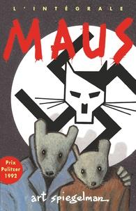 Art Spiegelman - Maus, un survivant raconte  : L'intégrale.