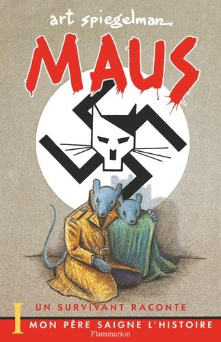 Art Spiegelman - Maus, un survivant raconte Tome 1 : Mon père saigne l'histoire.