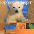 Art Wolfe et Elise Rousseau - Calendrier 2012 Espèces en danger.
