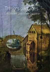 Art3 Galerie Plessis - Trésors partagés - Les décors peints de Goulaine.