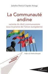 Deedr.fr La Communauté andine - variante du droit communautaire sous le prisme de l'Union européenne Image