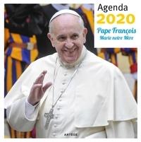Artège - Agenda 2020 Pape François - Marie notre Mère.