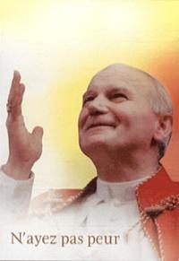 Artège - Bienheureux Jean-Paul II - N'ayez pas peur (lot de 50).