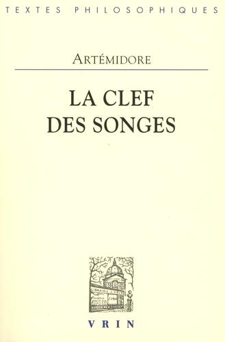 Artémidore - La clef des songes - Onirocriticon.