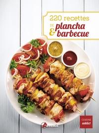 Artémis - 220 recettes de plancha & barbecue.
