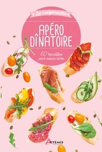 Artémis - Apéro dinatoire - 60 recettes.