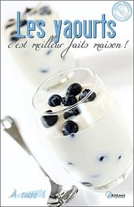 Deedr.fr Les yaourts, c'est meilleur faits maison! Image