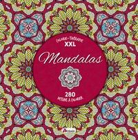 Artémis - Mandalas - 280 dessins à colorier.