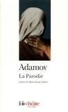 Arthur Adamov - .