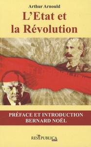 Arthur Arnould - L'Etat et la Révolution.