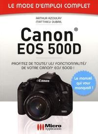 Arthur Azoulay et Matthieu Dubail - Canon EOS 500D.