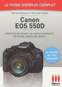 Arthur Azoulay et Matthieu Dubail - Canon EOS 550D.