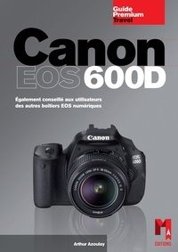 Arthur Azoulay - Canon EOS 600D.