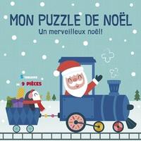 Arthur Beauregard - Mon puzzle de Noël - Un merveilleux Noël !.