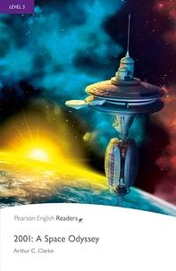 Arthur-C Clarke - 2001 : A Space Odyssey.