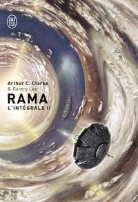 Arthur C. Clarke et Gentry Lee - Rama l'Intégrale Tome 2 : Les jardins de Rama ; Rama révélé.