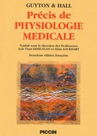 Arthur-C Guyton et John-E Hall - Précis de physiologie médicale.