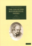 Arthur Cayley - The Collected Mathematical Papers - 14 volumes.