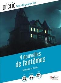 Arthur Conan Doyle et Guy de Maupassant - 4 nouvelles de fantômes.