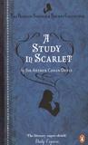 Arthur Conan Doyle - A Study in Scarlet.