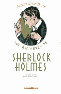 Coffret 3 volumes Sherlock Holmes - Les aventures de Sherlock Holmes Tome1-2-3.pdf