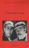 Arthur Conan Doyle - Ecrit dans le sang.