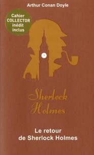 Arthur Conan Doyle - Le retour de Sherlock Holmes.