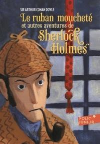Le ruban moucheté - Et autres aventures de Sherlock Holmes.pdf