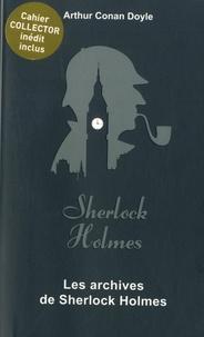 Histoiresdenlire.be Les archives de Sherlock Holmes Image