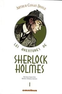 Arthur Conan Doyle - Les aventures de Sherlock Holmes Tome 1 : Une étude en rouge ; Le signe des quatre ; Les aventures de Sherlock Holmes ; Les mémoires de Sherlock Holmes (I).