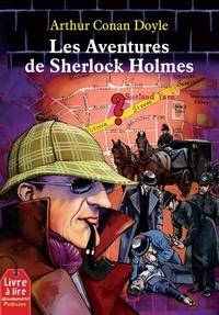 ARTHUR CONAN DOYLE - Les Aventures de Sherlock Holmes.