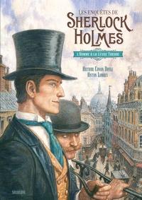 Arthur Conan Doyle et Anton Lomaev - Les enquêtes de Sherlock Holmes  : L'Homme à la lèvre tordue.