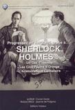 Arthur Conan Doyle - Progressez en anglais grâce à Sherlock Holmes - Tome 5, Un cas d'identité ; Les cinq pépins d'orange ; L'aristocrate célibataire.