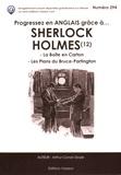 Arthur Conan Doyle - Progressez en anglais grâce à Sherlock Holmes - Tome 12, La Boîte en carton ; Les Plans du Bruce-Partington.
