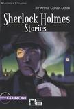 Arthur Conan Doyle - Sherlock Holmes Stories Step One CEFR A2. 1 Cédérom
