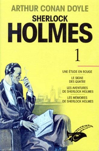 Arthur Conan Doyle - Sherlock Holmes Tome 1 : .