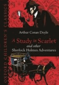 Arthur Conan Doyle - Study in Scarlet & Other Sherlock Holmes Adventures.