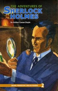 Arthur Conan Doyle - The Adventures of Sherlock Holmes - Tome 2.