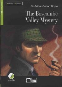 Arthur Conan Doyle - The Boscombe Valley Mystery. 1 CD audio