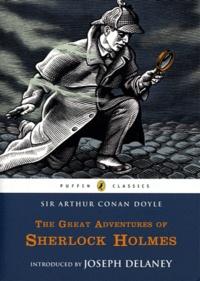 Arthur Conan Doyle - The Great Adventures of Sherlock Holmes.