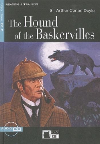 The Hound of the Baskervilles  avec 1 CD audio
