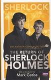 Arthur Conan Doyle - The Return of Sherlock Holmes.