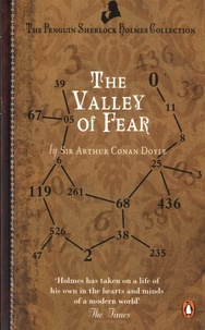 Arthur Conan Doyle - The Valley of Fear.