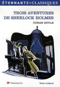 Trois Aventures de Sherlock Holmes.pdf