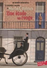 Arthur Conan Doyle - Une étude en rouge - La première enquète de Sherlock Holmes.