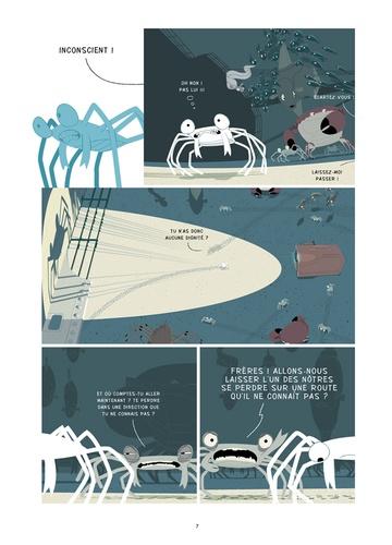 La Marche du crabe Tome 2 L'Empire des crabes