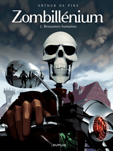 Zombillénium Tome 2 Ressources humaines